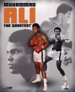 "Muhammad Ali Boxing Legends Composite Photo (Size: 8"" x 10"")"