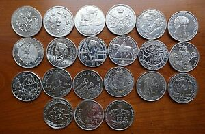 Five Pounds - 1990 - 2010 Choose your date