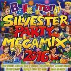 Various - Ballermann Silvesterparty Megamix 2016 - CD