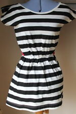 Atmosphere Cotton Casual Striped Dresses for Women