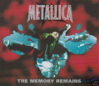 "CD METALLICA ""THE MEMORY REMAINS"", 3 TITRES, D'OCCASION, TRES BON ETAT"