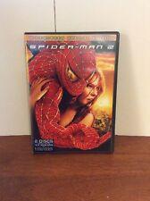 Spider-Man 2 (DVD, 2004, 2-Disc Set, Special Edition; Widescreen)