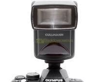 Flash Cullmann 34 AF-a, TTL con reflex digitali Olympus 4/3.