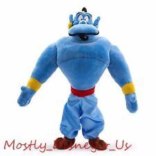 "NEW Disney Store Exclusive Aladdin Genie 18"" Plush Toy Doll 2015"