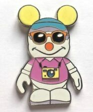 Disney Pin Badge Vinylmation - Park #8 - Blizzard Beach Snowman