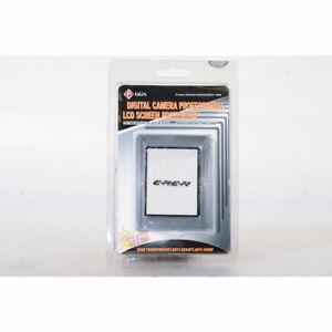 Displayschutz aus ECHTGLAS für Olympus E-P II - Monitorschutz - Kappe