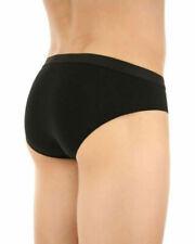 Marlies Dekkers Mens Brief Cotton Size S Black Underpants Underwear Trunk Slip