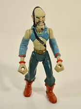 "1990 Mantus 5"" Hanna Barbera Pirates Of Dark Water Vintage Action Figure Hasbro"