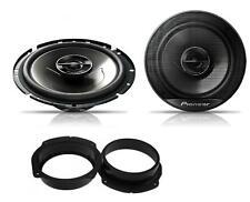 Fiat Stilo 2001-2010 Pioneer 17cm Front Door Speaker Upgrade Kit 240W
