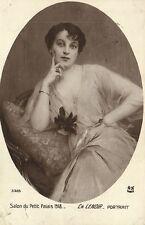 CPA Salon du Petit Palais 1918 3305 CH. LENOIR - PORTRAIT (217788)