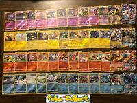 Pokemon TCG 20 Card Deck Builder Theme Pack! 1 GX Per Lot! PICK YOUR ENERGY TYPE