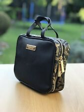 VERSACE BEAUTY CASE COSMETIC MAKE-UP BAG WITH DUST BAG🆕