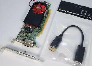 Dell AMD R7 250 Optiplex Video Card Fortnight Minecraft GTA5 WoW DP HDMI DVI GPU
