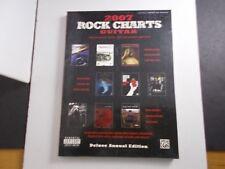 * 2007 Rock Charts Guitar Songbook-Biggest Hits authentic guitar tab ed