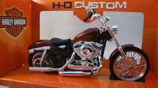 Artículos de automodelismo y aeromodelismo Maisto Harley-Davidson