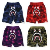 2020 Kids Boy Girl Baby Milo Camo Shark Classic Summer Short Pant Legging Pants