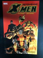 ASTONISHING X-MEN volume three Torn (2007) Marvel Comics TPB /FINE- 1st