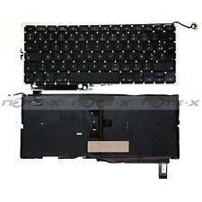 """Apple MacBook Pro Unibody 15"""" A1286 Nous Clavier 2009 - 2011 Avec Arrière Léger"""