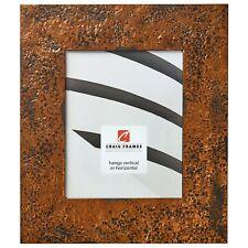 Craig Frames Hudson, 3 Inch Wide Antique Distressed Copper Picture Frame