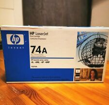 HP 92274A Black Toner Cartridge 74A 4L 4ML 4P 4MP