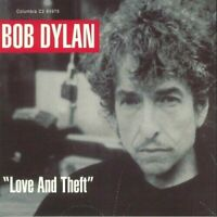 "Bob Dylan ‎– ""Love And Theft""  180g  Vinyl LP New Sealed"