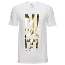 Nike Steep White Gold T-shirt Men's Sz L Large Graphic Tee