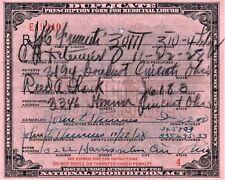 Prohibition Whiskey Prescription Doctor Pharmacy Bar Cincinnati Reds Baseball OH