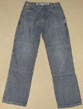 RED ROUTE Motorcycle Jeans Grey W32
