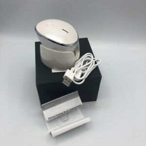 2 in 1 Facial Cleansing Brush IPX7 Waterproof Facial Cleansing Device White New