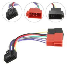 Auto Radio Adapterkabel Stecker DIN ISO 16 Pin Kenwood KDC KRC KRC-W DPX DPX-MP