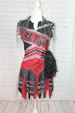 Du ~ Spiritless Cheerleader U Rot Women's Costume Size Medium