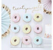 Donut Wall Party Decor