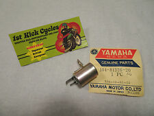 NOS YAMAHA U5 CONDENSER 104-81326-20 JY1 GY1 1966