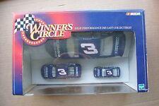 DALE EARNHARDT NO 3  AC DELCO WINNERS CIRCLE DIE CAST IN BOX 3 CAR SET