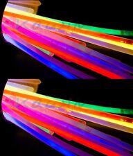 500 pz. Braccialetti Luminosi StarLight Glow + 5 montature per occhiali luminosi