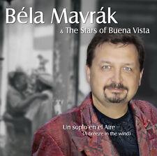 BELA MAVRAK & THE STARS OF BUENA VISTA Un Soplo En El Aire CD/DVD BRAND NEW