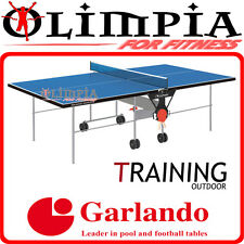 Garlando TAVOLO da PING PONG ( tennis tavolo ) per ESTERNO - TRAINING OUTDOOR