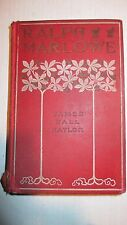 Ralph Marlowe (1901) by James Ball Naylor- Fiction, Hardcover