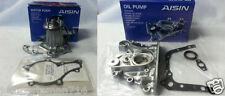 AISIN Oil Pump OPT-036 & Water Pump WPT-052 Toyota Corolla GTS AE86 4AGE MR2