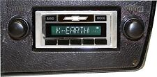 1973 1974 1975 1976 1977 1978 1979 1980 1981 - 1986 Radio AM/FM USB Chevy Truck