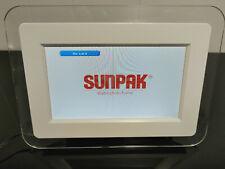 Sunpak  7 Inch Digital Picture Frame White SDPF-070AW-0US