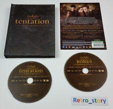 Coffret DVD Twilight Tentation : Chapitre 2 - Edition Collector
