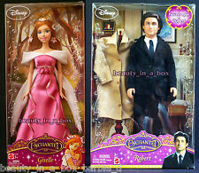 Enchanted Giselle Doll Robert Amy Adams Movie Princess Disney Lot 2 Good