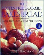 The Gluten-Free Gourmet Bakes Bread : More Than 200 Wheat Free Recipes-ExLibrary
