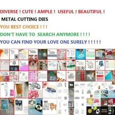 2020 !! Metal Cutting Dies Stencils Crafts Scrapbooking Album Paper Card Gifts