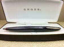 Cross Verve Merlot 18K White Gold Plated Ballpoint Pen 0022-2