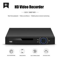 1080P 32CH NVR Network Video Recorder Security Video Recorder For IP/WIFI Camera