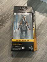 Star Wars The Black Series Ahsoka Tano 6-Inch: The Clone Wars Figure In Hand!!