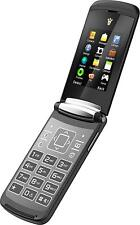 Blade Folding Flip Slimmest Mobile Phone Black Unlocked - Camera Bluetooth Radio