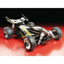 Tamiya 47355 1/10 RC Dual Ridge Black Metallic TT-02B Kit
